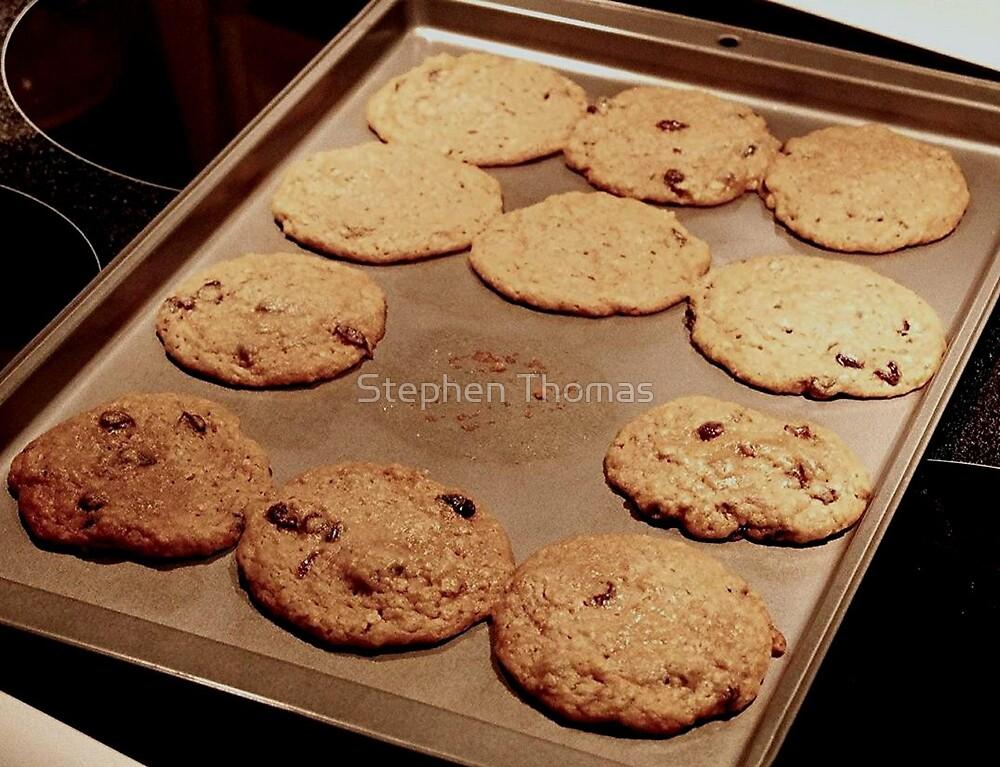 Hey! Who took the cookie? by Stephen Thomas