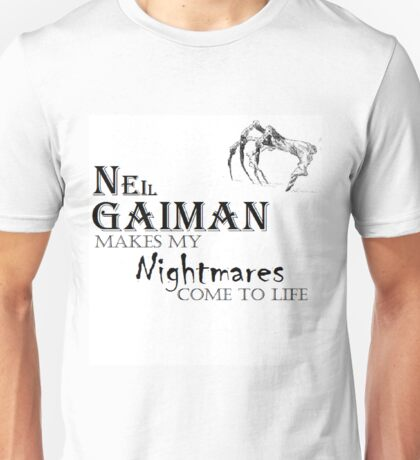 Nightmares Unisex T-Shirt