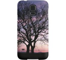 Two Trees embracing Samsung Galaxy Case/Skin
