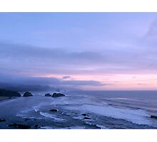 Coastline  Photographic Print