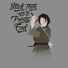 Game of Quotes- Arya by spacemonkeydr