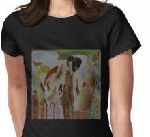 Giesha Garden Womens Fitted T-Shirt