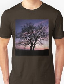 Two Trees embracing Unisex T-Shirt