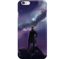 Wanderer in the Sea of Stars iPhone Case/Skin