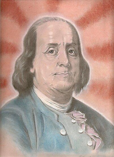 Ben Franklin by artmgm