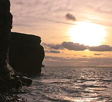 Bell Island Sunset by Daphne Johnson