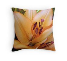 Poised Throw Pillow
