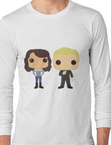 A Legendary Romance Long Sleeve T-Shirt