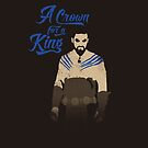 Game of Quotes- Drogo by spacemonkeydr