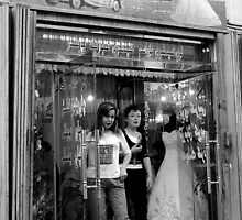 Urumqi bridal store by culturequest