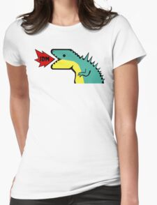 JDM Dino Womens Fitted T-Shirt