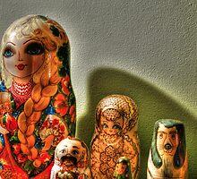 Matrushka Dolls by MishaPics