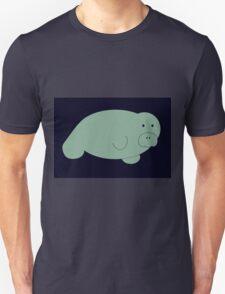 Man Oh Manatee T-Shirt