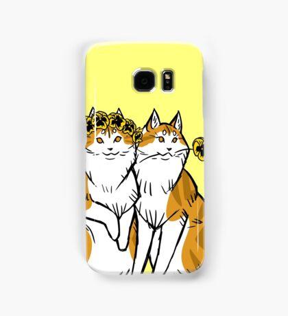 Pretty in Pansies Samsung Galaxy Case/Skin