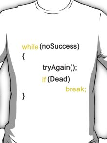 Algorithm for Success T-Shirt