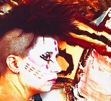 Punk Chic closer by Juilee  Pryor