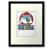 The World May Never Know Framed Print