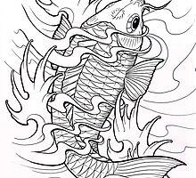fishie by Aaron Prosser