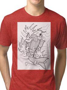 fishie Tri-blend T-Shirt