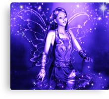 Dawn Fairy Canvas Print