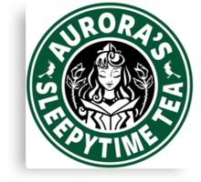 Aurora's Sleepytime Tea Canvas Print