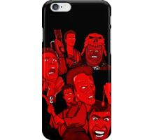 multiple Ash evil dead army of darkness collage iPhone Case/Skin