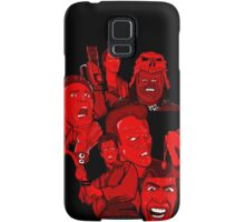 multiple Ash evil dead army of darkness collage Samsung Galaxy Case/Skin