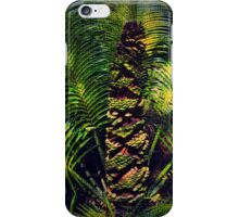 Cycad #1 iPhone Case/Skin