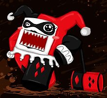 Domo Harely Quinn  by jdrosales2346