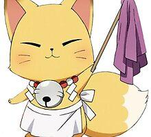 Foxy Housekeeper! by Jitter4528
