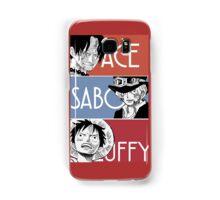 ASL - Ace Sabo Luffy - Brothers  Samsung Galaxy Case/Skin