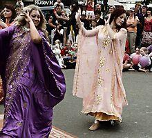 Ostara, Arabella and Chani by ImagiCo