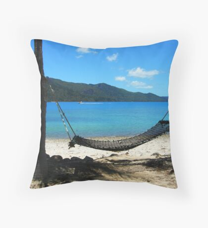 Hammock Style Throw Pillow
