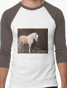 Fairy Pony Men's Baseball ¾ T-Shirt