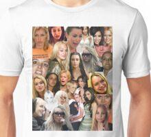 Famous Failures Collage Unisex T-Shirt