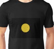 sun with solar flares Unisex T-Shirt