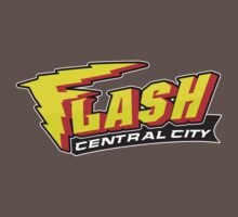 Central City Flash (Sports Team Emblem) T-Shirt