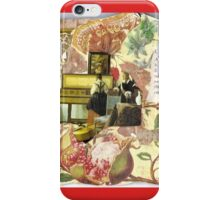 Closely Watched Things.. iPhone Case/Skin