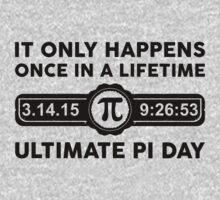 Ultimate Pi Day 2015 by designbymike