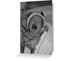Welcome to the world Maisy! Greeting Card