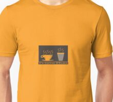 It's Coffee O'Clock Unisex T-Shirt