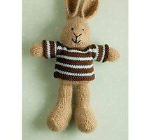 aubrey happy birthday by bunnyknitter