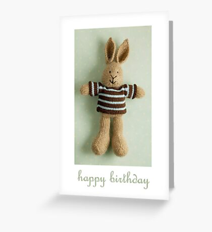 aubrey happy birthday Greeting Card