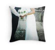 Enchanted By You Throw Pillow