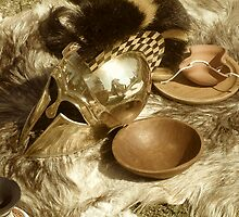 Re-enactment still life by newbeltane