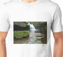 West Burton Waterfall Unisex T-Shirt