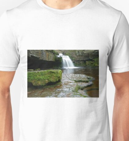 West Burton Waterfall Unisex T-Shirt