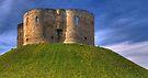 Castle Mound: City of York UK by DonDavisUK