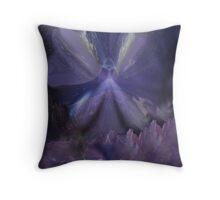 The Mystical Region Throw Pillow