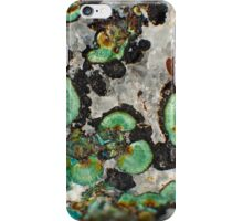 "Radiating Malachite ""Fans"" iPhone Case/Skin"